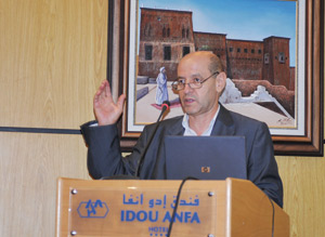 Lutte contre la corruption : Aboudrar appelle à plus de cohérence dans la politique du gouvernement