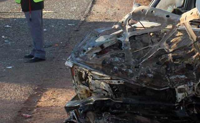 Renversement d'un véhicule léger près de Chichaoua : 3 morts et 2 blessés légers