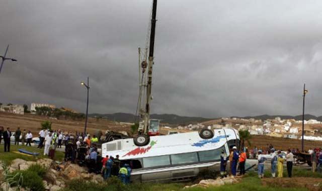 Accidents mortels au Maroc : En baisse de 11% durant les 9 premiers mois