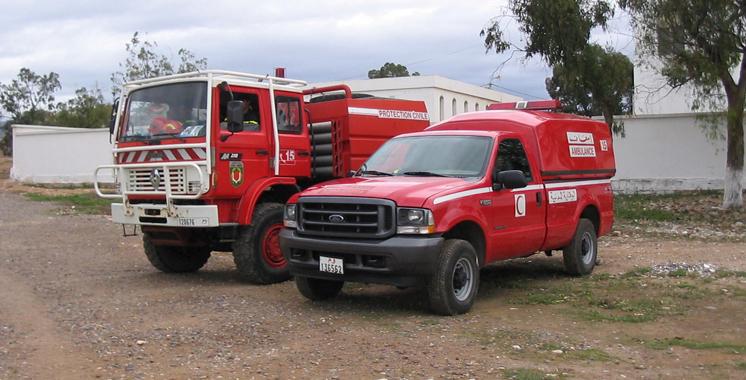 Six blessées dans un accident de la route près de Fès