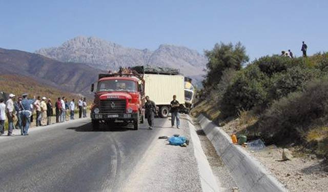 Taourirt : Deux morts dans un accident