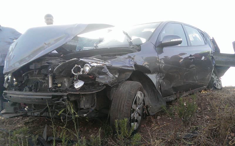 Quatre morts dans un tragique accident de la route près de Jrada
