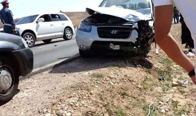 5 morts et 3 blessés dans un accident près de Khouribga