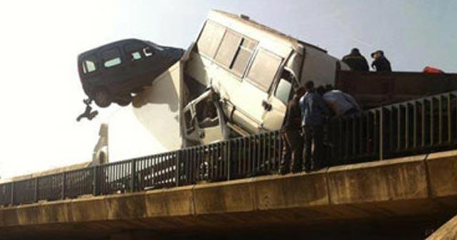 Accident : Dix huit blessés dans un carambolage sur la rocade Rabat-Salé