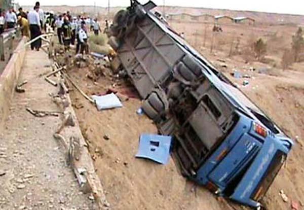 Huit morts et 18 blessés dans un accident sur l'autoroute entre Casablanca et Settat.