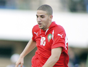Adel Taarabt : «J'attends le match Maroc-Algérie avec impatience»