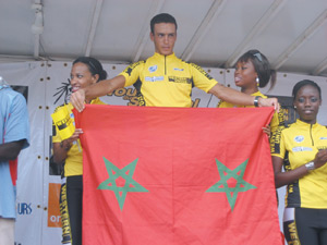 Jeux Olympiques : Les cyclistes marocains n'iront pas à Pékin