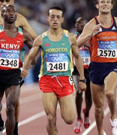 Athlétisme : le Maroc à la traîne