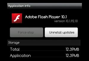 Flash incontournable pour les conférences Web