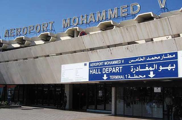 Aéroport Mohammed V : Le trafic aérien des passagers en hausse de 8,07 % en décembre