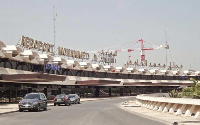 Six faussaires algériens épinglés à l aéroport Mohammed V