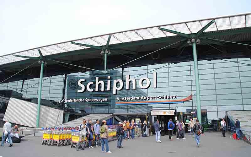 Aéroport Schiphol d'Amsterdam : plaque-tournante de la Coke en Europe