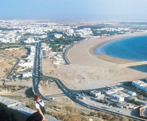 Lettre du tourisme : Agadir, la perle de l'Atlantique
