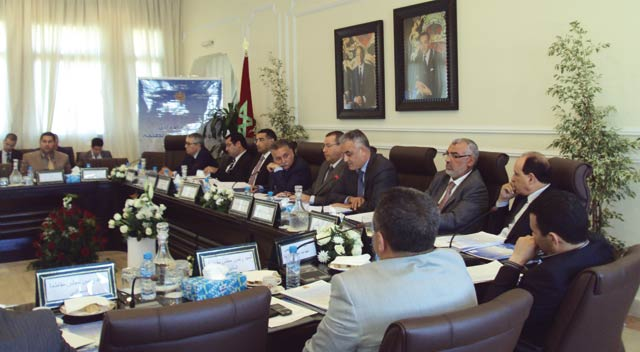 L agence urbaine de Tanger  accentue la cadence