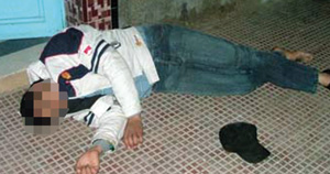 Un plombier tué par sa femme et son beau-frère