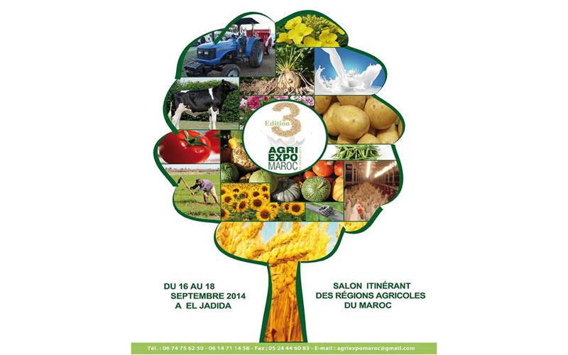Agriculture: El Jadida à l'heure de l'Agri-Expo