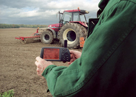 L'agriculture à l'heure des nouvelles technologies