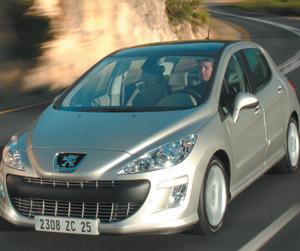 Peugeot 308 : Une lionne ravageuse