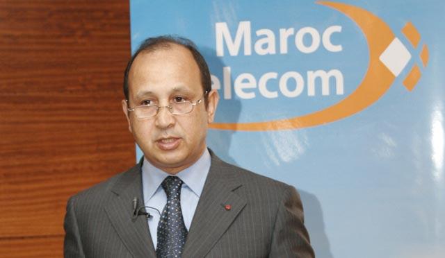 Maroc Telecom : Un chiffre d affaires en retrait  de 3% à fin septembre