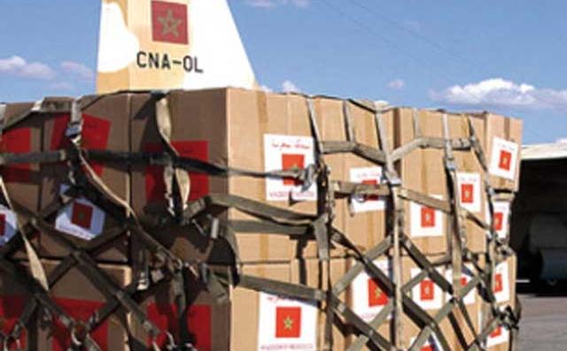 Réfugiés syriens en Jordanie : Le Maroc dépêche plusieurs convois d'aide humanitaire et logistique