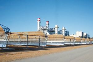 Centrale électrique : Aïn Béni Mathar permet de réduire l'émission de 20.000 T de CO2 par an