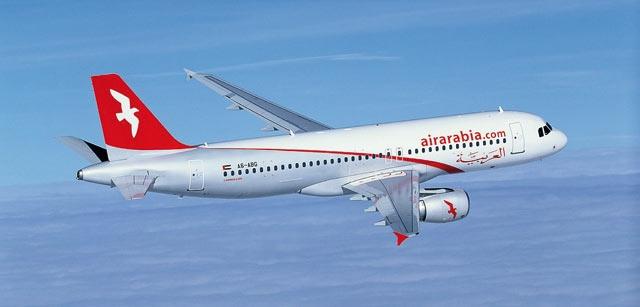 Nador et Tanger reliés à  Madrid par Air Arabia Maroc