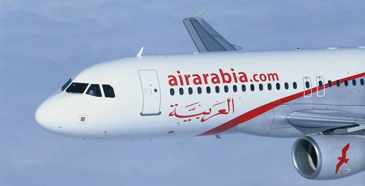 Air Arabia recrute dans le nord