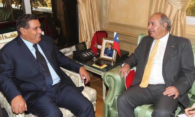 Maroc/Chili : Vers un accord de libre échange
