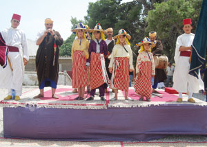 Al Ansra, une tradition populaire d'origine andalouse