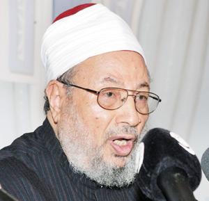 Al Qaradawi rêve d'être mufti du Maroc