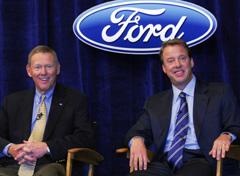 Automobile : Alan Mulally s'active à la restructuration de Ford