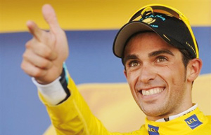 Sauf surprise, Alberto Contador s'adjugera son troisième Tour de France