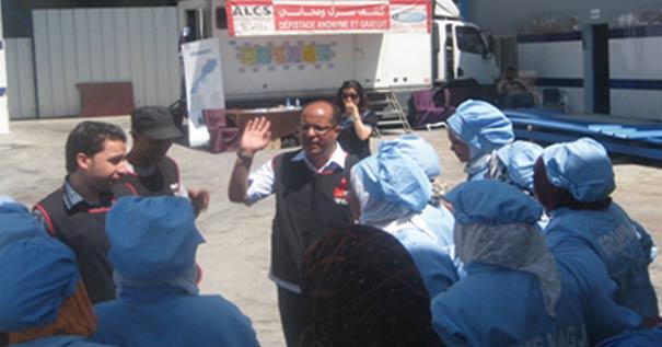 Provinces du sud : Le tissu associatif se  mobilise contre le VIH/sida