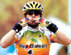 Valverde et Pereiro expriment leur «rage»