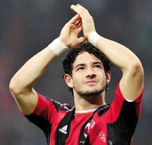 Championnat d'Italie : L'AC Milan et Pato frappent un grand coup
