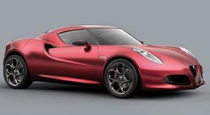 Alfa Romeo 4C Concept : Une ligne et un joli pedigree