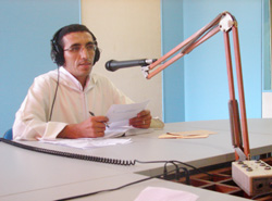 Alhassan Aït Belaïd, prêcheur des ondes