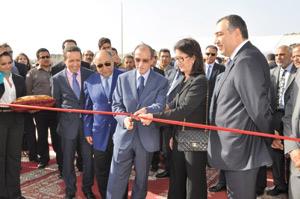 Afriquia Gaz : Inauguration de la deuxième phase du terminal Jorf Lasfar