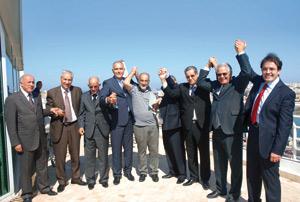 L'alliance s'élargit : 4 nouveaux partis rejoignent le groupe RNI-UC-PAM-MP