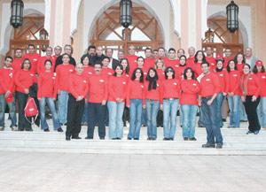 ALM en Séminaire à Marrakech