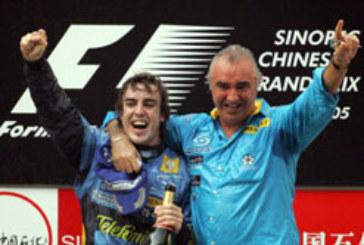 Formule 1 : Renault boit du champagne