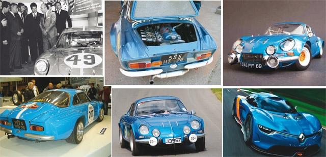 Il était une fois… Alpine A110 : Seul le nom a ressuscité !