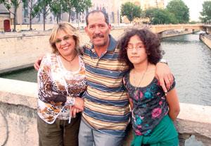 Amal Temmar et son époux Mustafa : «Il est différent de l'image que j'avais de lui»