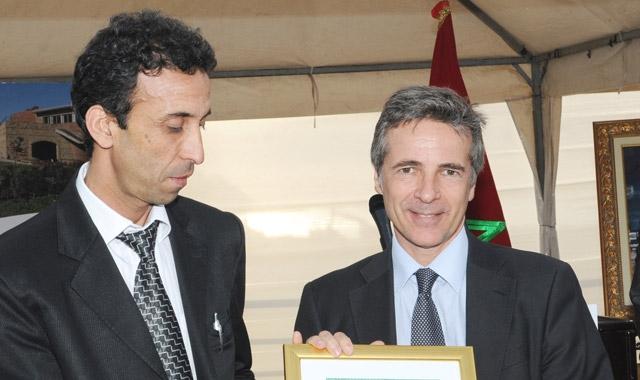 Tanger : La station de prétraitement des eaux usées d'Amendis certifiée ISO 14001
