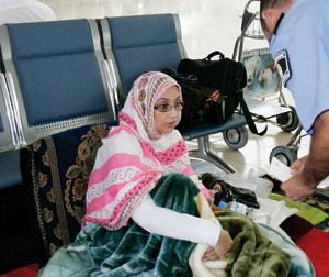 Affaire de la renégate Aminatou Haidar : la classe politique appelle l'état à ne pas céder au chantage du Polisario