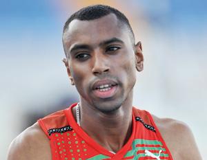 Amine Laalou : «J'ai les qualités nécessaires pour être un champion olympique»