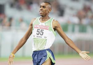 Amine Laâlou :«L'athlétisme national tiendra ses promesses à Pékin»