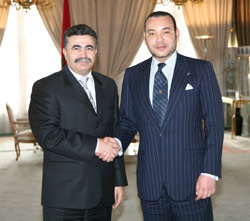 Peretz cherche la paix au Maroc | Aujourd'hui le Maroc