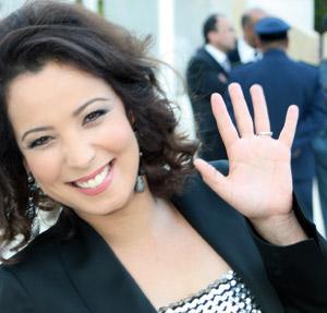 Samira El Beloui : «Mon secret de beauté, c'est de toujours sourire»