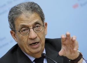 Amr Moussa dénonce l'ingérence iranienne dans les affaires arabes